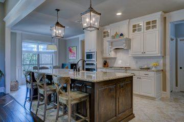 Qual a melhor iluminação para a cozinha?