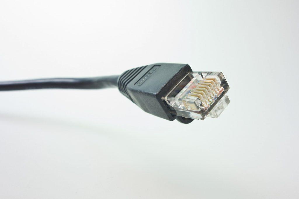 Cabo de rede para porta fast do roteador wi-fi twibi fast