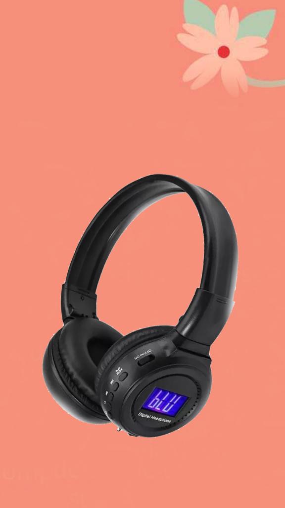 Dica de presente pra sua mãe: fone de ouvido bluetooth.