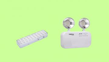 Iluminação de Emergência Intelbras: 6 itens pra você conhecer