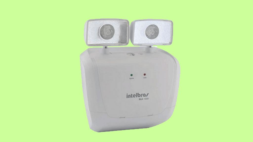 Bloco de Iluminação de Emergência Intelbras BLA1000