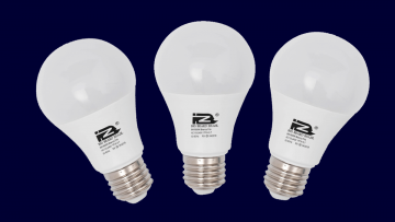 Lâmpada de LED: 5 modelos pra te iluminar