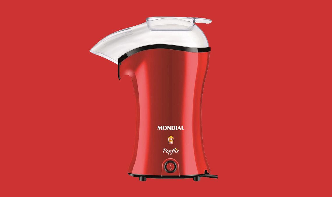 Pipoqueira Elétrica Mondial Popflix 03