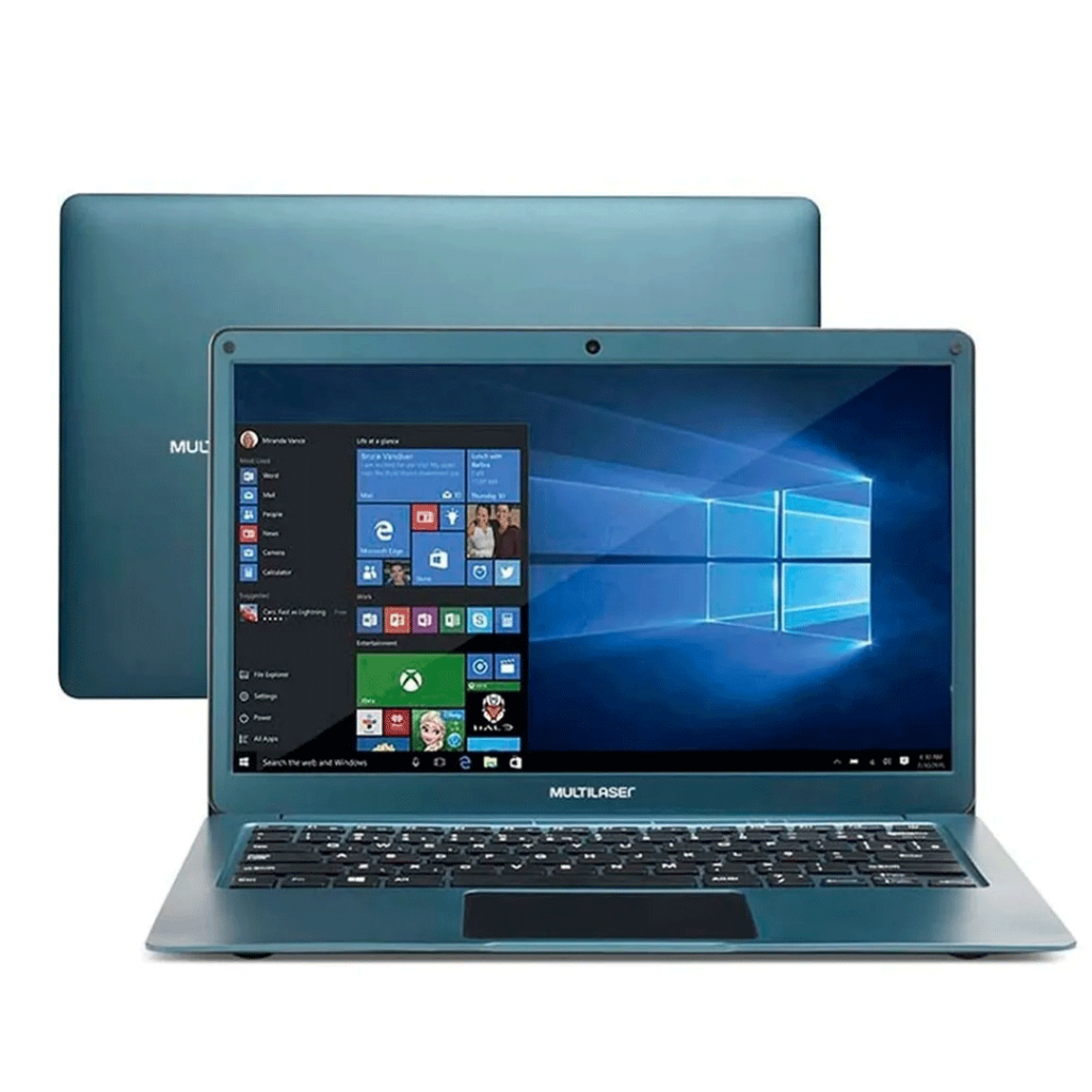 Notebook Multilaser Legacy Air Celaron