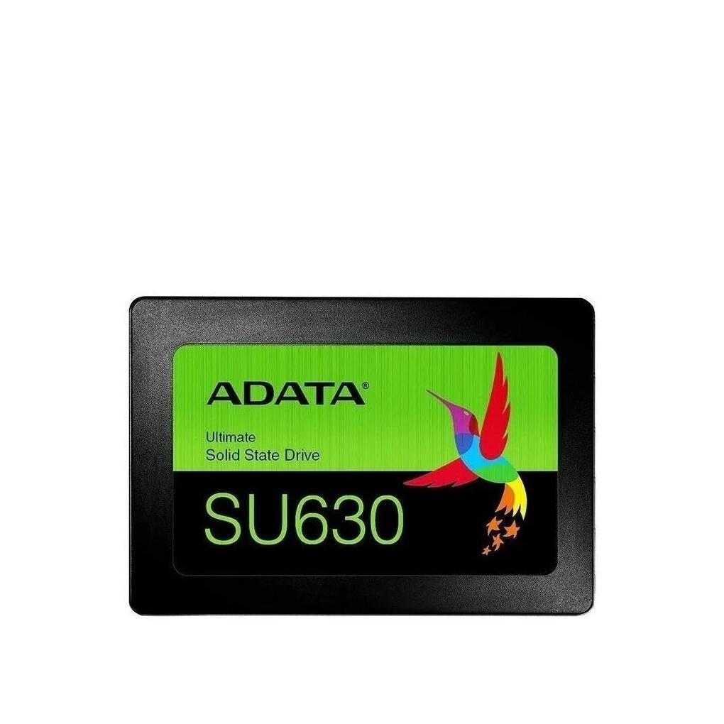 Demonstração de modelo de SSD Adata 240 Gb da linha SU630