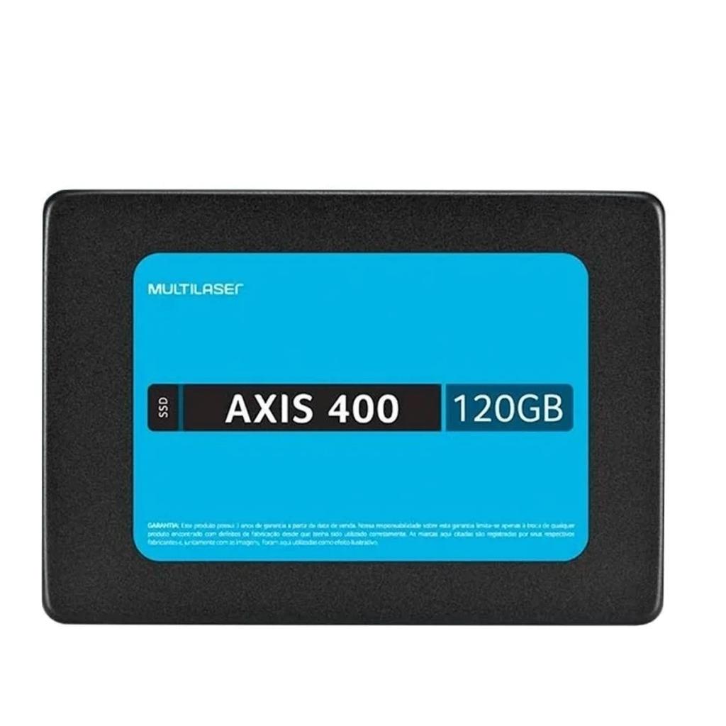 Linha AXIS 400 da Multilaser