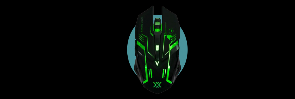 Mouse Gamer X Soldado GM-600