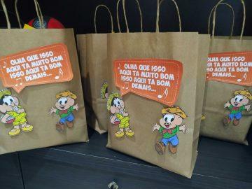 Festa Julina: 123 Comprou! envia kits com guloseimas típicas aos seus colaboradores
