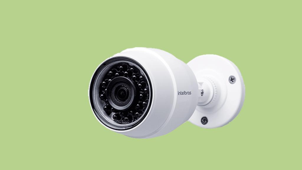 Demonstração da Câmera de Segurança Intelbras Mibo iC5