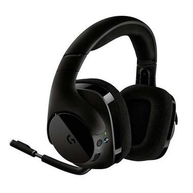 Headset Gamer Sem Fio Logitech 7.1 Dolby Surround