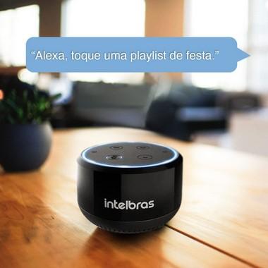 Smart Speaker Intelbras Izy Speak
