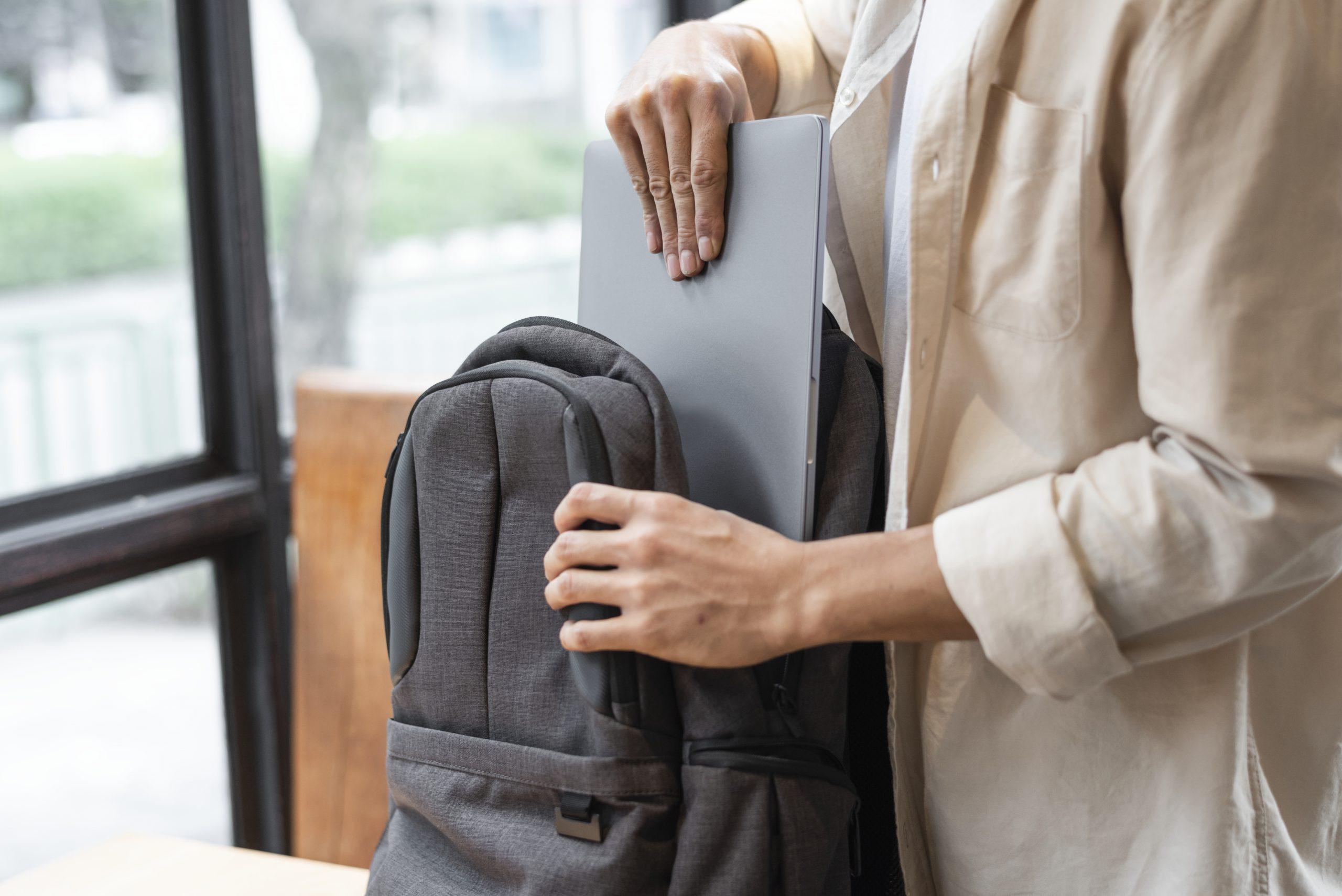 Transportar notebook