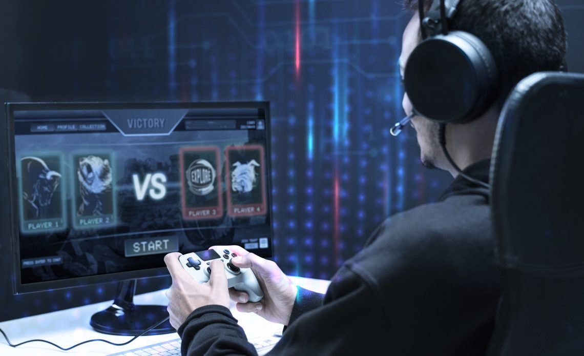 Fones de ouvido gamer