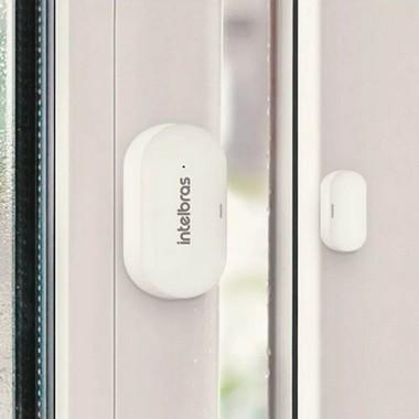 Sensor de abertura inteligente para portas e portões