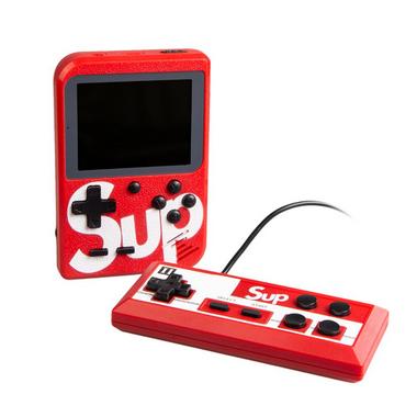 presente de dia dos namorados: Super Mini Game Lcd Com Controle
