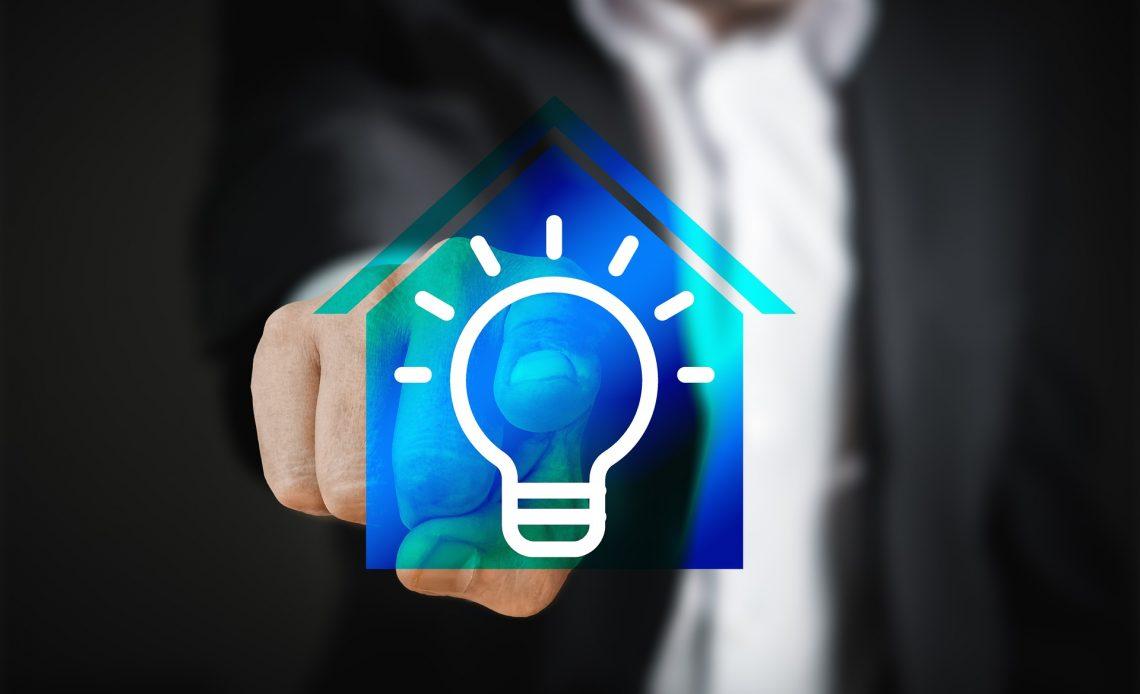 Lâmpada inteligente, Smart home ou Alexa